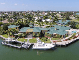Marco Island Waterfront Homes