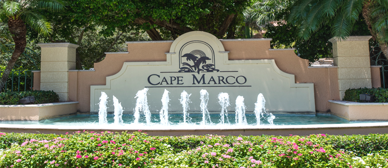 Cape Marco House Marco Island