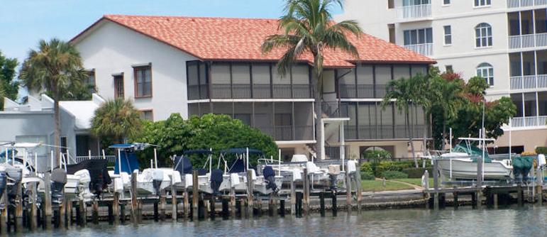 Ebb Tide Marco House Condos