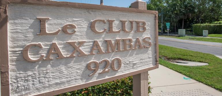 Le Club Caxambas Marco House Condos for Sale