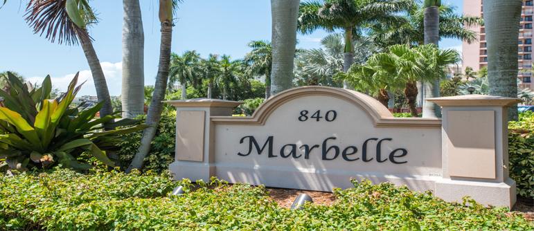 Marbelle House Condos Marco Island