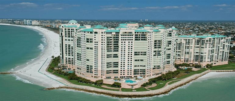 marco island beachfront condos