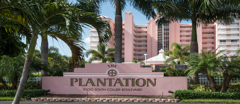 Plantation Marco House Condos