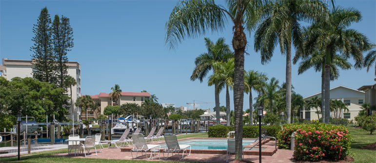 Shell Isle Marco House Condos for Sale