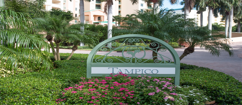 Tampico House Condos Marco Island