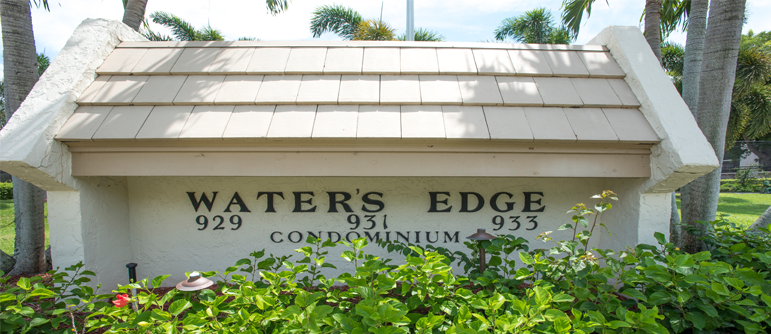 Waters Edge Marco House Condos For Sale